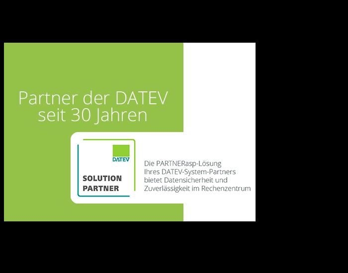 30 Jahre DATEV Partner
