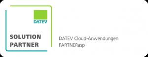 DATEV Solution Partner Logo neu